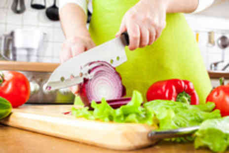 The Smart School of Cookery  - Two hour knife skills course - Save 71%