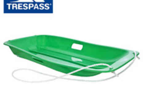 Trespass - Large Icepop Sledge - Save 57%