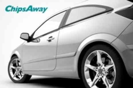 ChipsAway Peterborough - Full Car Body Buff With Stone Chip and Scratch Touch Up - Save 76%