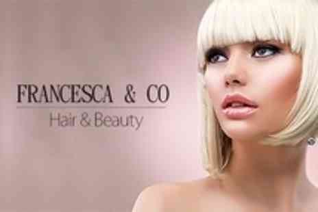 Francescas - Cut and Blow Dry With Conditioning Treatment - Save 40%