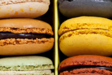 The Cake Caddy - Macaroon Making Workshop with Refreshments - Save 60%