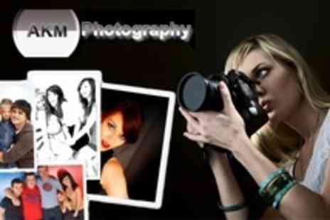 AKM Photography - Photography Four Hour Workshop - Save 87%