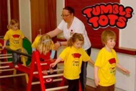 Tumble Tots Peterborough - Two Gymbobs, Gymbabes or Tumble Tots Movement Sessions - Save 64%