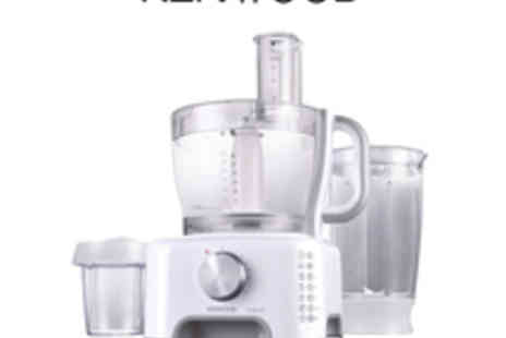 kenwood - Multipro Food Processor FP731 - Save 60%