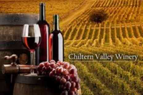 Chiltern Valley Winery - Winery and Brewery Tour For Two - Save 70%