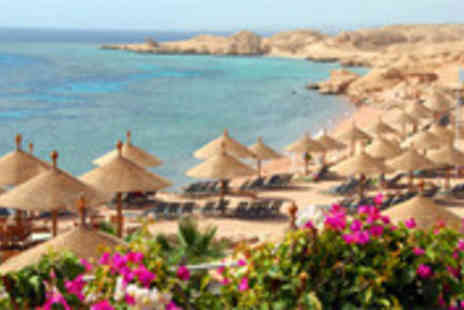 Clear Sky Holidays - 7 Night 5star all inclusive to Sharm El Sheikh including meals, flights and transfers - Save 51%