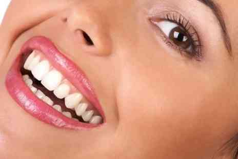 Bright White Smiles - One hour teeth whitening treatment and 30 minute consultation - Save 72%