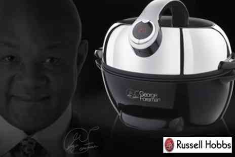 DSE Electronics - George Foreman Compact Cooker - Save 50%