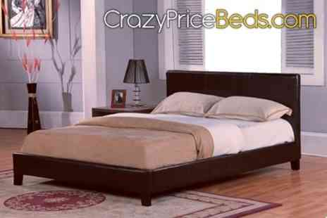 crazypricebeds.com - Double Sized Valencia Bed - Save 65%