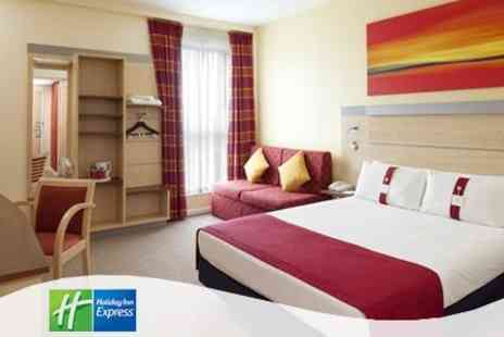 Holiday Inn Hull - One Night Stay For Two With Two Course Meal and Breakfast - Save 70%