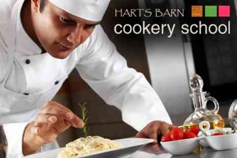 Harts Barn Cookery School - Italian Pasta Making Course - Save 60%