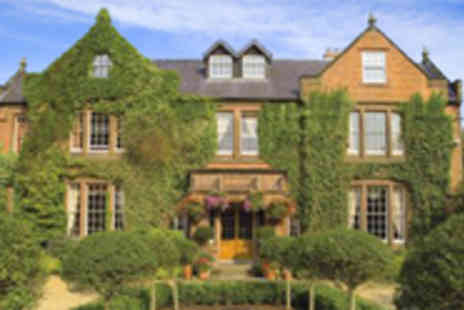 Nunsmere Hall Hotel - In Cheshire Country House Stay with Afternoon Tea & Fizz - Save 47%
