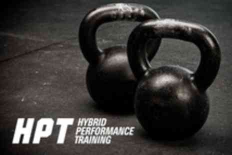 Hybrid Performance Training - Ten Gym Or Fitness Class Passes - Save 84%