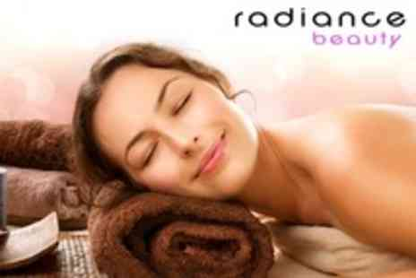 Radiance Hair and Beauty - The salon Choices include hair services and beauty treatments such as waxing, colouring, tanning, massages and manicures - Save 62%