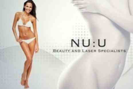 NU:U Clinic - Seven Laser Lipolysis Sessions - Save 90%