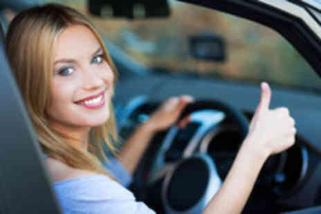 Driving Schools Booking Services - 2 x 1hr driving lessons inc theory test training - Save 86%