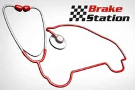 Brake Station - Full Car MOT - Save 25%