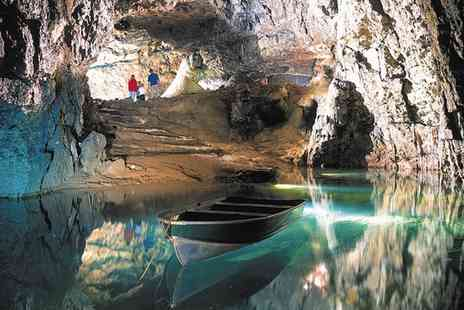 Wookey Hole Caves - £24 instead of £49 for a one day Family Pass - Save 51%