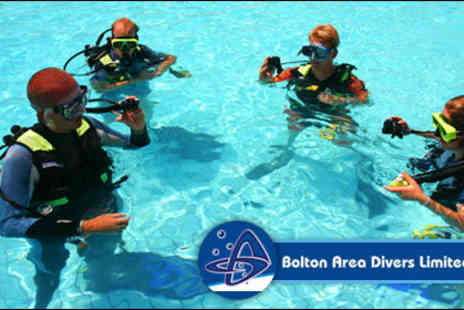 Bolton Area Divers - £9 for a four-hour Discover Scuba Diving course worth £25 - Save 64%