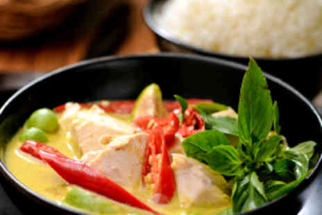 Thai Manor - Meal for Two with Wine - Save 56%