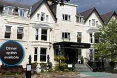The Kimberley Hotel - Two night Yorkshire escape for two The Kimberley Hotel with breakfast and a bottle of house wine on arrival - Save 44%