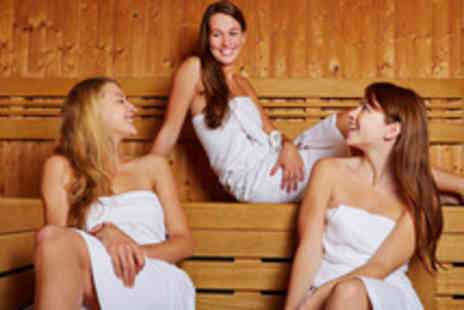 Aldabella - Four 30 minute infrared sauna sessions - Save 70%