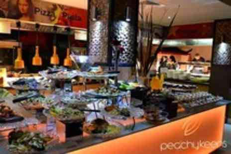 Peachy Keens - All You Can Eat International Buffet For Two - Save 50%