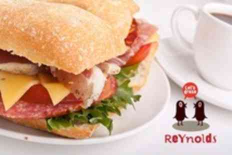 Reynolds - Food and Hot Drinks - Save 38%