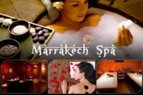 Marrakech Spa - Spa Session With Dermalogica Facial and Full Body Massage for One - Save 65%
