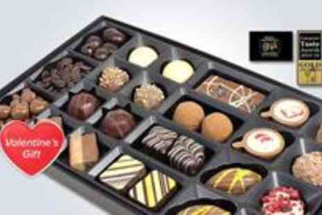 Cocoa Boutique - Best of the Best Valentines selection of gourmet chocolates - Save 63%