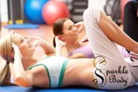 Sparkle Body Concept - Private Gym Ten Day Passes With Induction - Save 33%