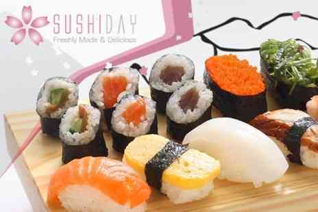 Sushi Day - Two Hour Sushi Making Lesson for £29 - Save 71%