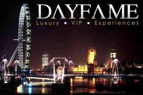 Dayfame - Ticket for Four Hour VIP Boat Party Including Live DJ, Event Photographers, Club Entry, Sparkling Wine and Canapes - Save 80%