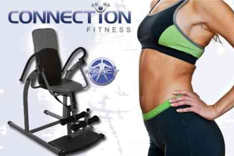 Connection Fitness - IVT845 Marcy Inversion Chair for £140 from Connection Fitness (£299 Value) - Save 53%