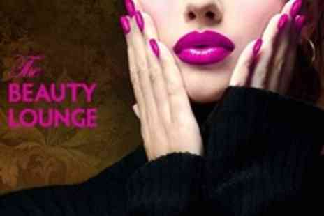 Beauty Lounge - Shellac Nails With Mini Manicure Plus Soak Off - Save 60%