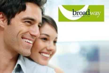 Broadway Dental Care - Double Arch Clearstep Transparent Braces - Save 6%