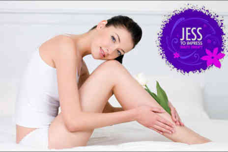 Jess To Impress  Beauty Therapy - £19 for any two beauty treatments from a choice of six, including massage, ZenSpa pedi, spray tan and more - Save 70%