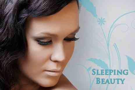 Sleeping Beauty - Ten Sets of Handmade False Eyelashes - Save 59%