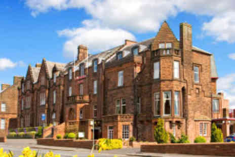 Cairndale Hotel & Leisure Club - Two night Scotland break for two  - Save 62%