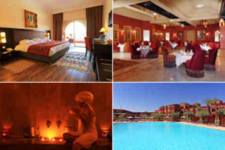 Eden Andalou 5 Resort - Three night Marrakech for two  - Save 76%