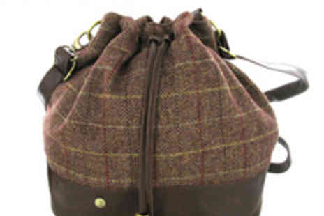 Red Or Dead - Coach House Duffle Bag Hunting Tweed - Save 56%