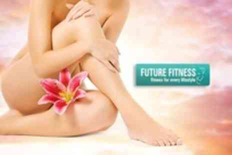 Future Fitness - Six IPL Hair Removal Sessions On One or Two Areas - Save 50%