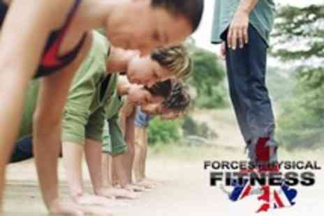 Forces Physical Fitness - Fourteen 60 Minute Sessions of Boot Camp - Save 78%