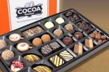 Cocoa Boutique - One Month Signature Chocolate Selection Subscription - Save 63%