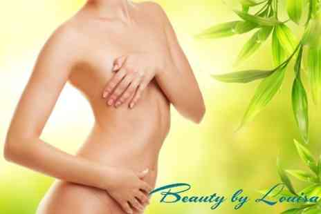 Beauty by Louisa - Three Sessions of Laser Lipo - Save 87%