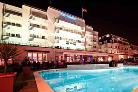 The Cumberland - Art Deco Bournemouth Hotel Stay with Dinner - Save 58%
