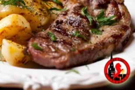 The Red Lion - Two Course Steak Meal For Two - Save 50%