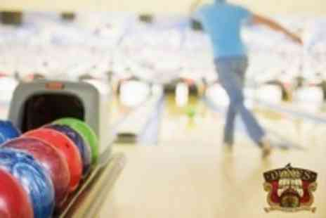 The Dunes - Bowling For Up to Six With Drinks - Save 84%