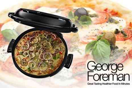 DSE Electronics - George Foreman Family Grill - Save 54%