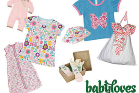 Baby Loves Organic - Voucher to use on the Baby Loves Organic range. - Save 75%